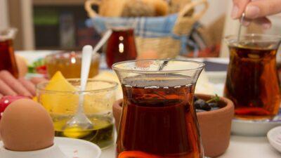 Çay ~ türkischer Tee, Chai, Tschai, turkish tea, türkischen Tee zubereiten, kochen