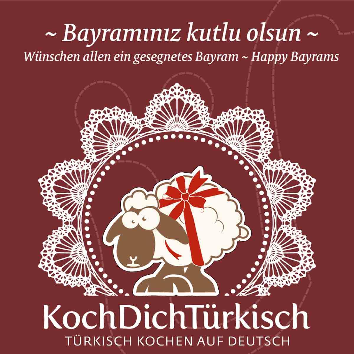 Kurban Bayramı ~ das Rezept für ein gelungenes Opferfest