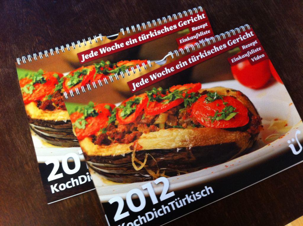Kalender-Angebot bis 24.12.2011 > 22€ statt 25€