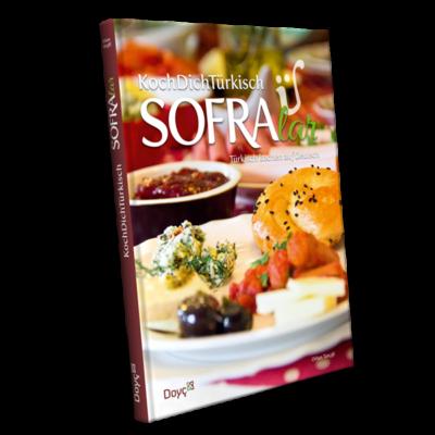 Kochbuch SOFRAlar