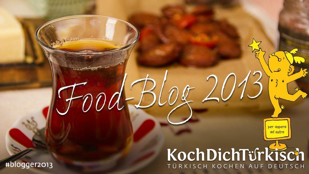 goldener blogger 2013