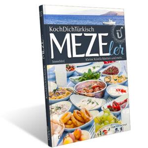 Geschenk-Set MEZE mit Kochbuch MEZEler
