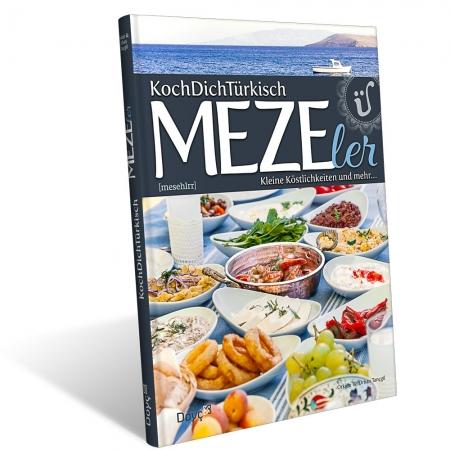 Kochbuch MEZEler - kleine Köstlichkeiten