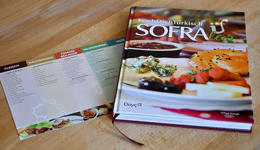 Das Kochbuch zum Vorbestellen