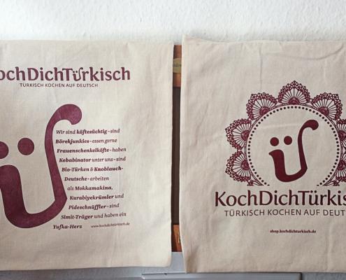 Stofftasche - Türkenbeutel