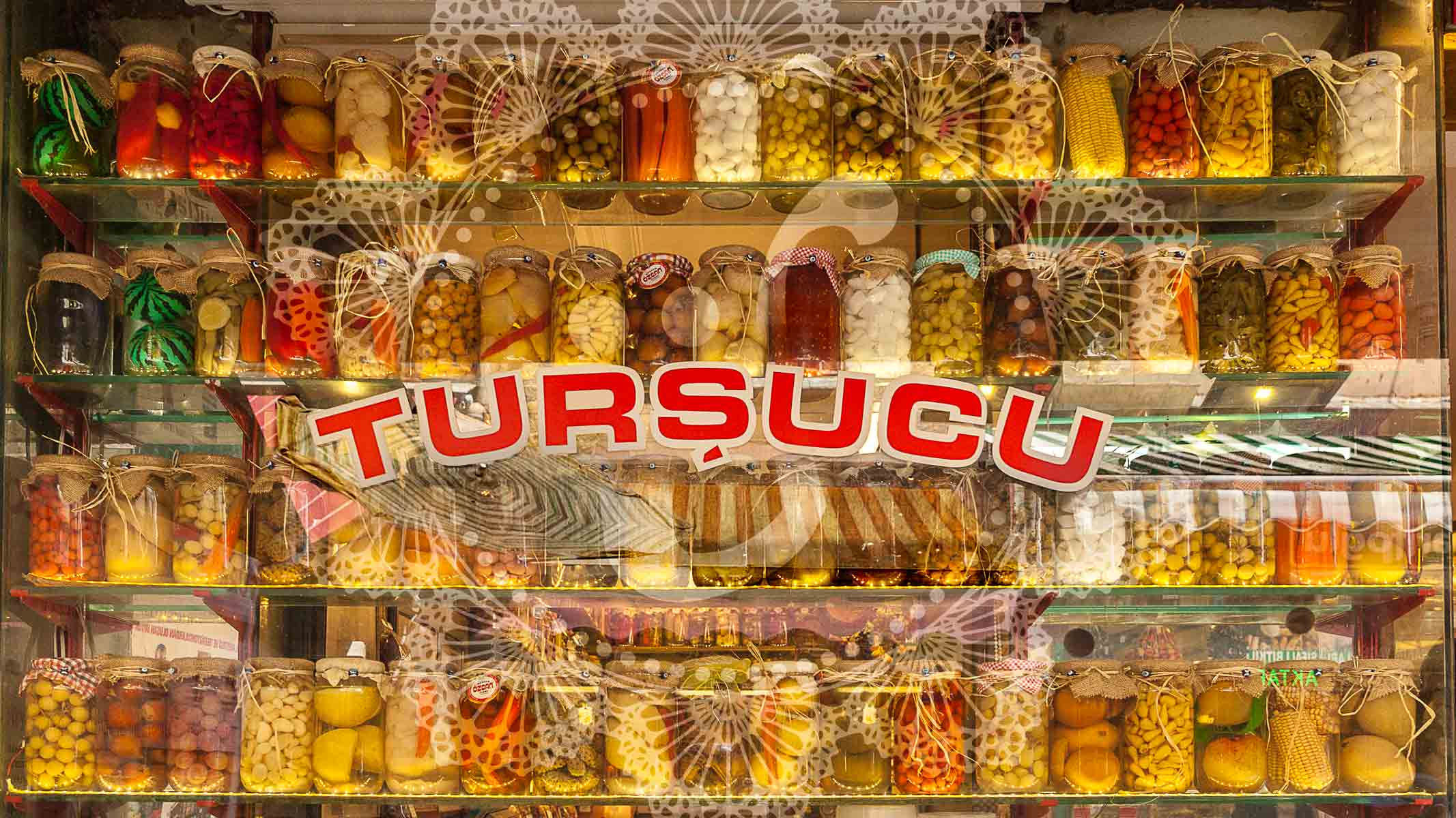 Die turşu Saison ist eröffnet - Sauer macht lustig