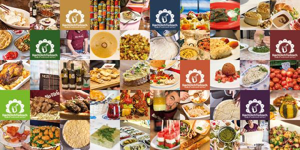 Rezepte zu unseren türkischen Lebensmittel