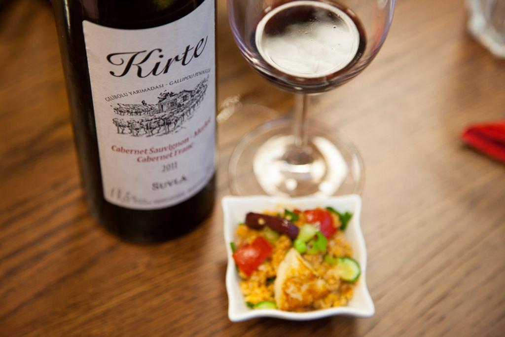 Rakı-, Weinprobe und Verkostung mit Meze-Begleitung in Düsseldorf