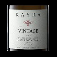 KAYRA Vintage Chardonnay