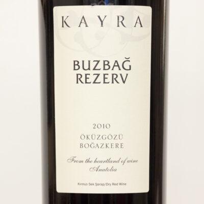 Kayra BuzbagRezerv Rot Vorne