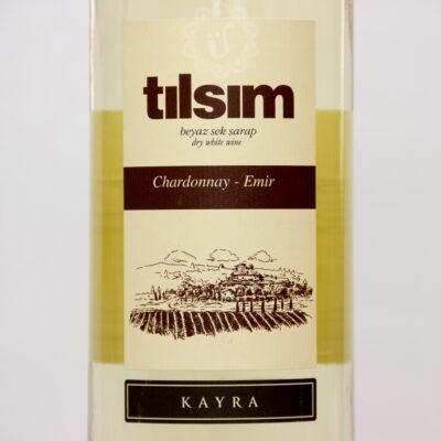 Kayra TilsimChardonnayEmir Weiß Vorne