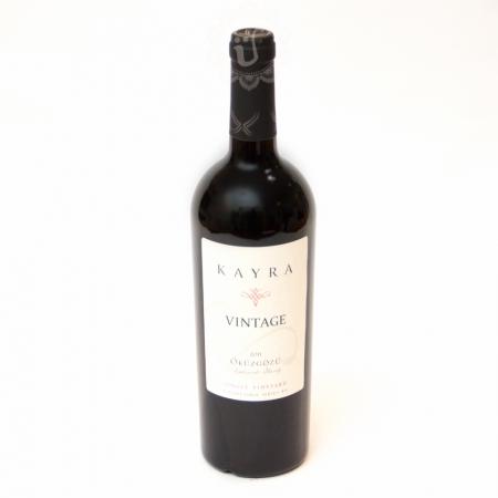 Kayra Vintage 2011 Wein