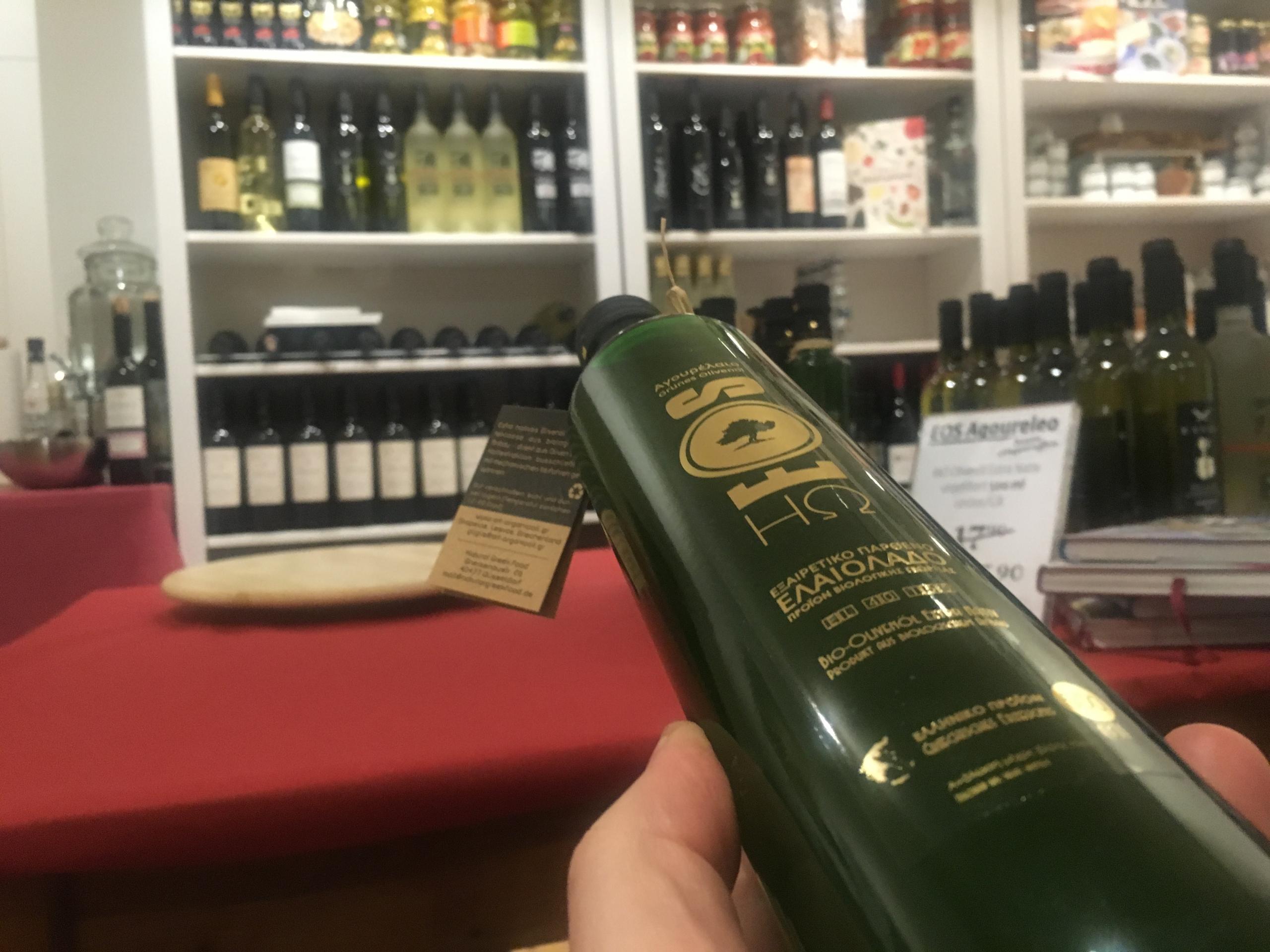 Geras-Bio-Olivenöl erhält international Silber