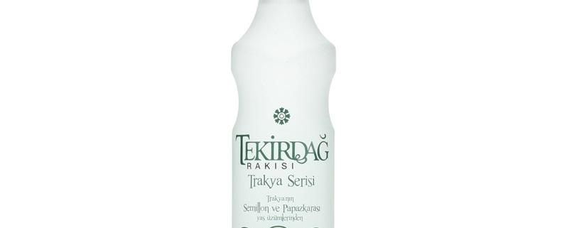 Tekirdağ Rakı Trakya Series türkischer Rakı