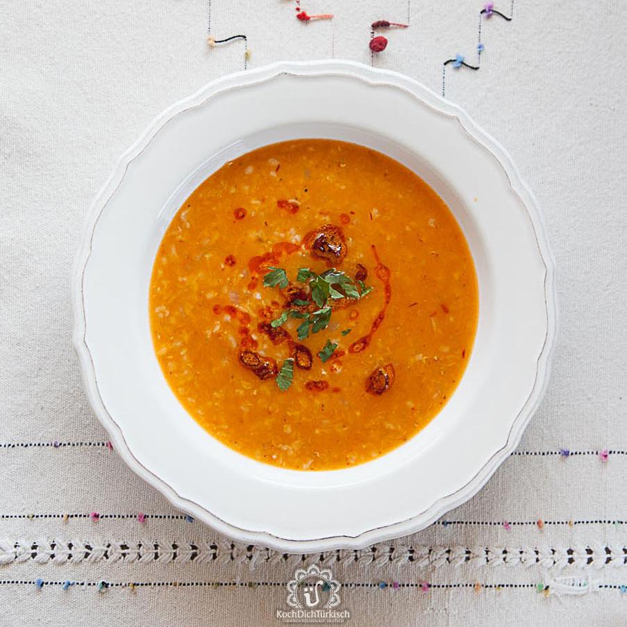Ezogelin Çorbası ~ Die Suppe der Braut Ezo