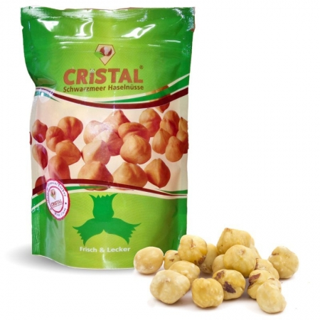 CRISTAL - Haselnüsse 230g (geröstet) - findik içi
