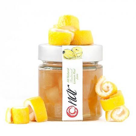NAR - Zitronenschalen Marmelade - limon kabuğu reçeli