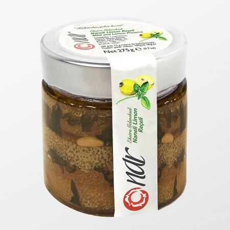 NAR - Zitronen-Minze Marmelade - naneli limon reçeli