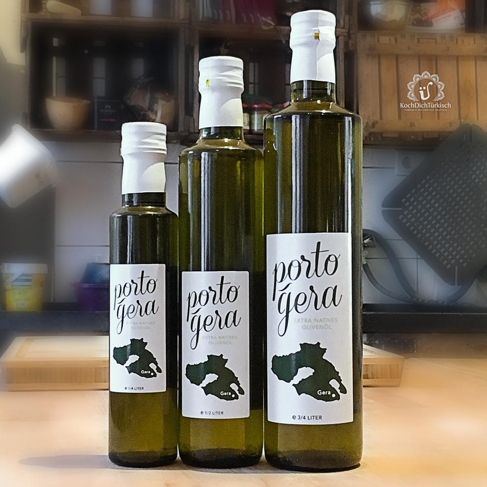 PORTO GERA - Extra Natives Olivenöl