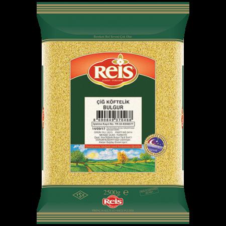 REIS - Bulgur extra fein - çiğ köftelik bulgur