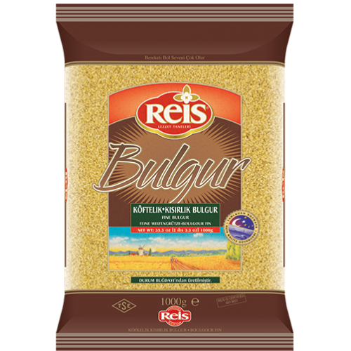 Reis_bulgur_köftelik
