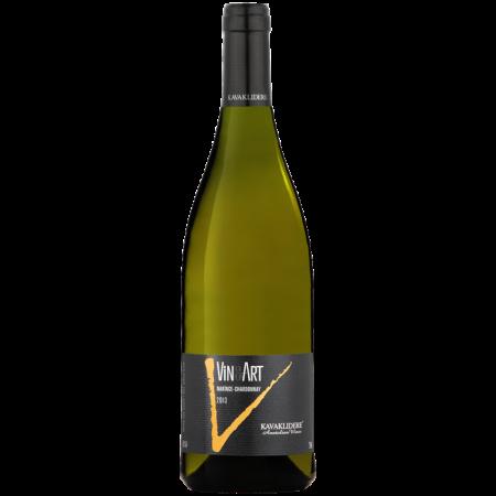 Kavaklıdere Vin&Art Narince-Chardonnay 2014