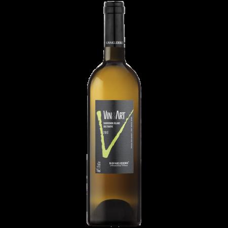 KAVAKLIDERE Vin&Art Sauvignon Blanc-Sultaniye 2013