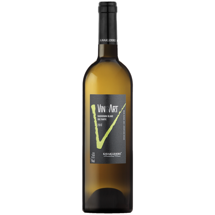 Kavaklıdere - Vin Art Sauvignon Blanc-Sultaniye