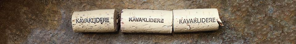 Kavaklıdere-Weine sind eingetroffen