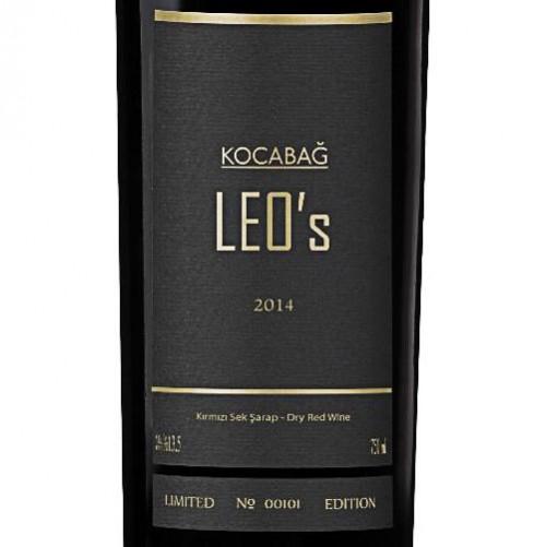 Kocabağ Leo's Kocabag türkischer Wein