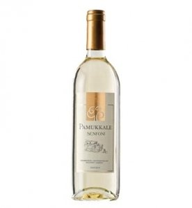 Pamukkale - Senfoni Weißwein - Chardonnay-Sauvignon Blanc-Emir-Narince