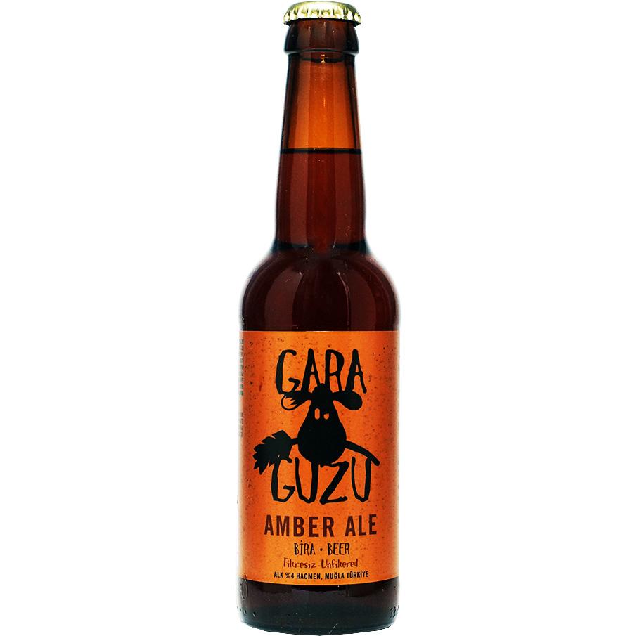 Gara Guzu - Amber Ale türkisches Craftbeer