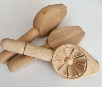 Holzformen für Kömbe, Kekse und Gebäck Kömbeform