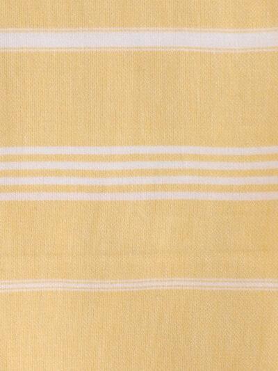 Ottomania Ayla Hamamtuch yellow 630 badkamer detail