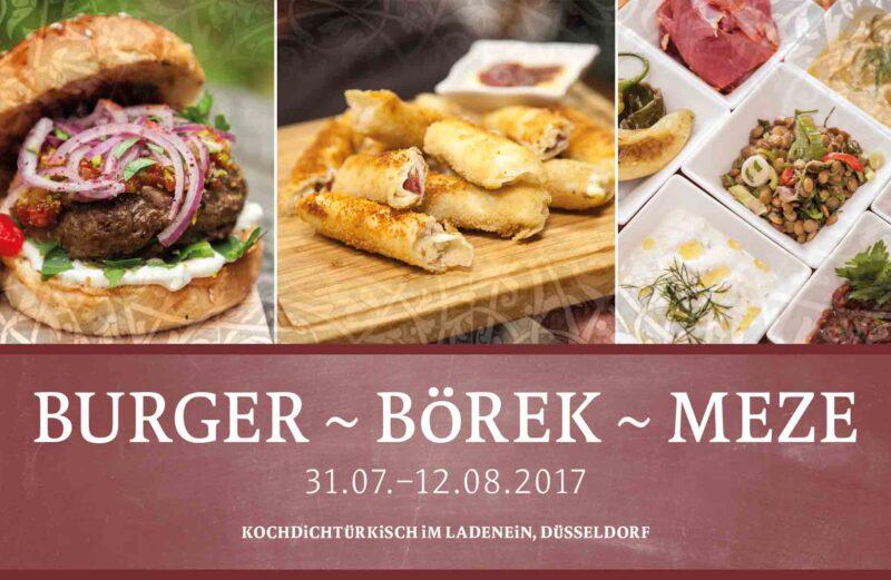 Türkisches Pop-Up Restaurant in Düsseldorf