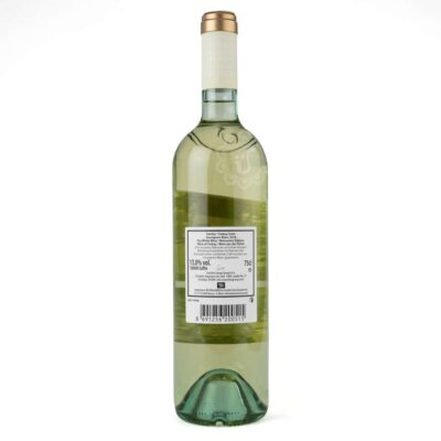 Sevilen Sauvignon Blanc back