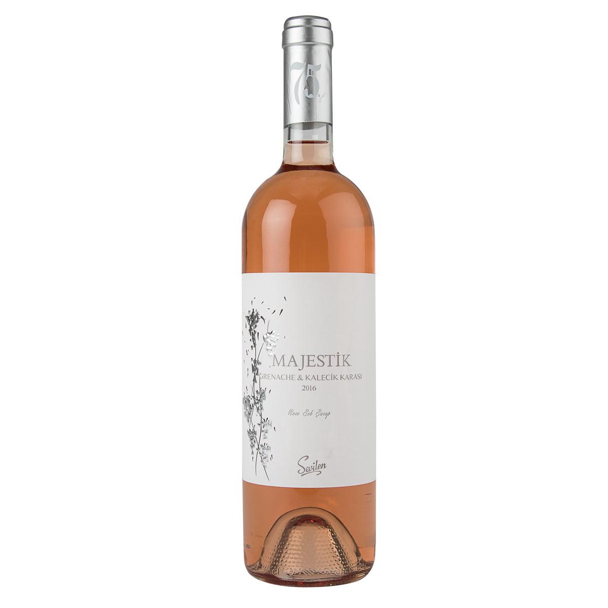 Sevilen - Majestik Rosé - Grenache-Kalecik Karası