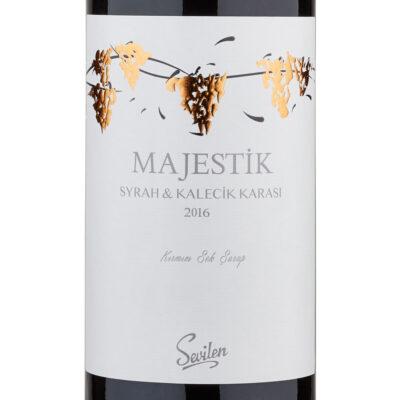Sevilen Majestik Syrah-Kalecik Karası ~ 2016