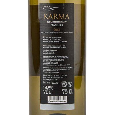 Doluca Karma 6 quadrat