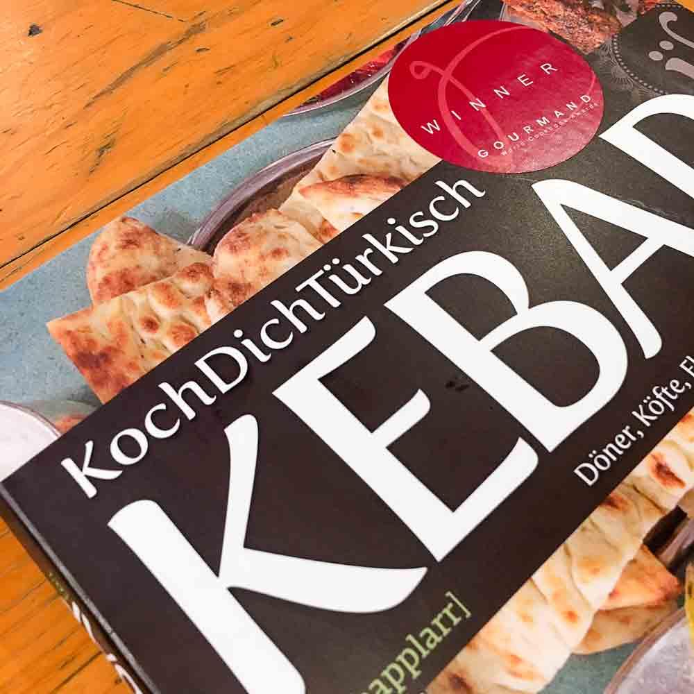Kochbuch zum Blättern (KEBAP lar ~ Döner, Köfte, Fleisch und Grillen auf Türkisch)