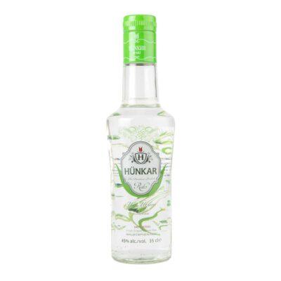 Hünkar Rakı yeşil üzüm - 350ml
