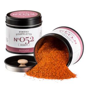 Rimoco - Bio Piment d'Espelette - N°052