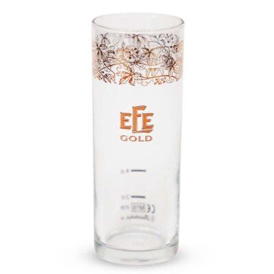 Efe Gold Rakı Glas