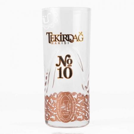 Tekirdag N°10 Raki Glas