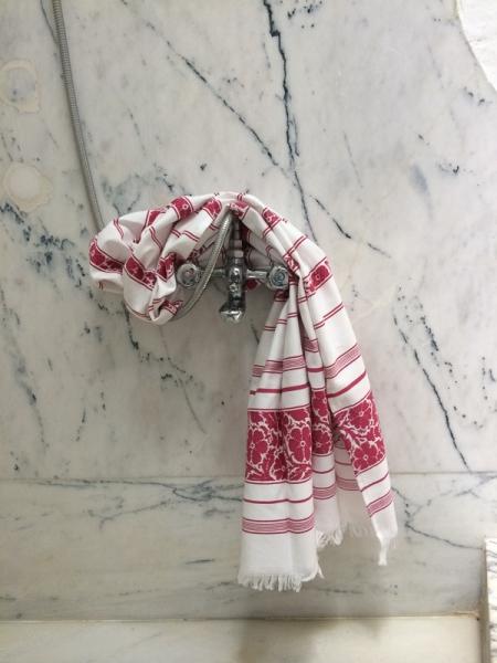 Hamamtuch mit Blumenmuster, Hamamtücher aus Baumwolle, Fouta, Pestemal, Peştamal, Frottiertücher, Handtücher, Strandtücher, Badetücher, turkish towel, Ottomania