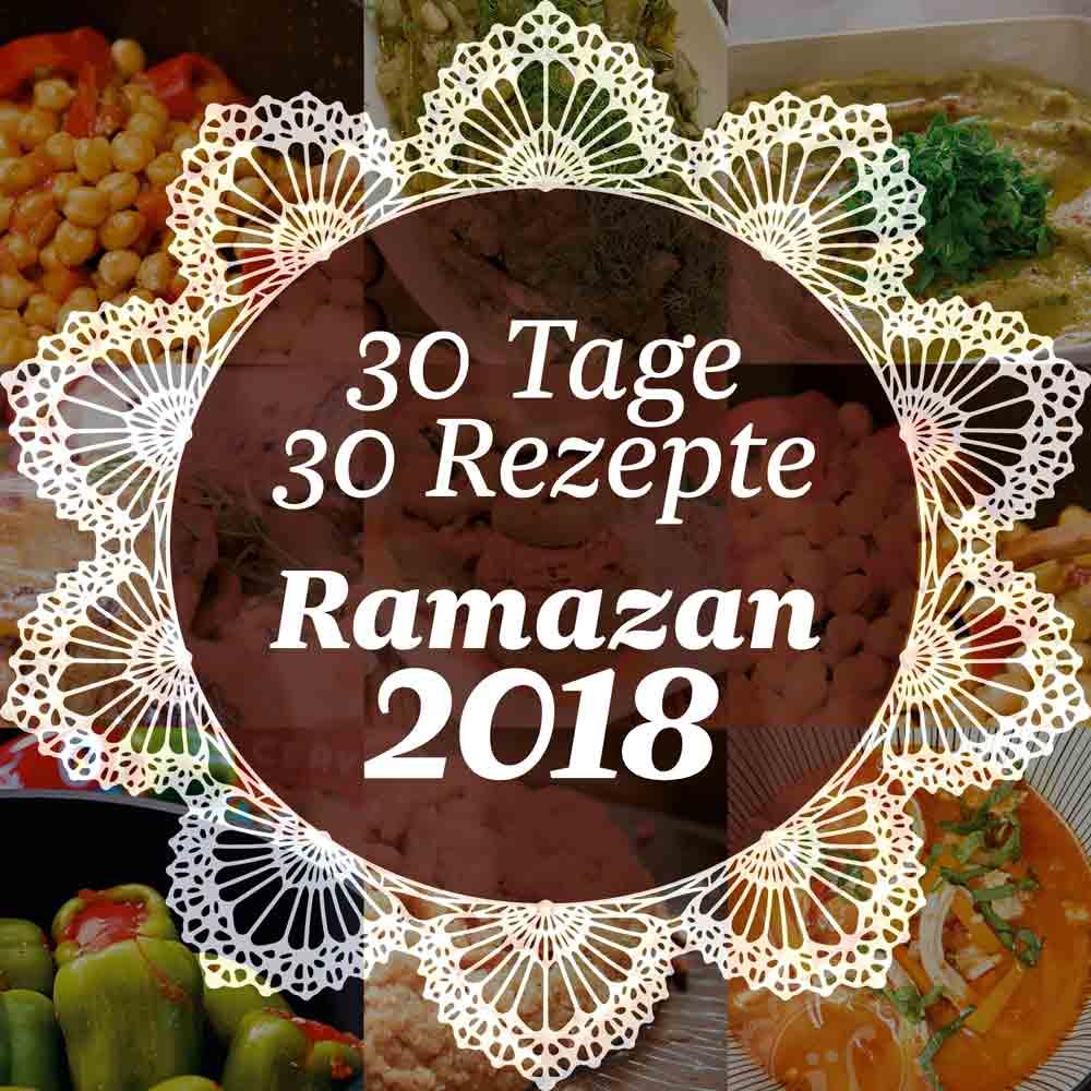 Ramadan Rezepte 2018 ~ Ramazan tarifleri