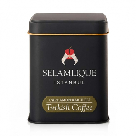 SELAMLIQUE - Turkish Coffee Cardamon