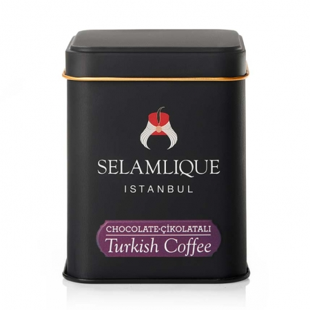 SELAMLIQUE - Turkish Coffee Chocolate