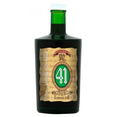HARE 41 Kräuterlikör 41 Baharat & Bitki Likörü
