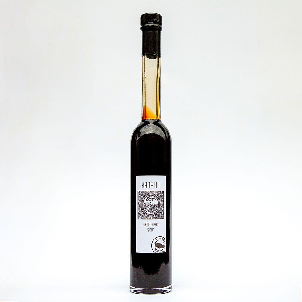 Kanatlı türkischer Granatapfelsirup aus Antakya - nar ekşisi